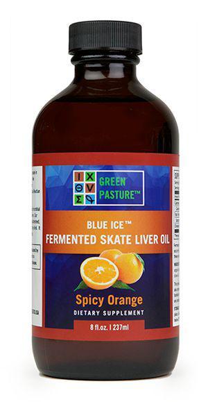 Fermented skate liver oil cod liver oil shop for Fermented fish oil