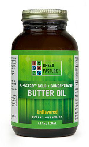 High Vitamin Butter Oil By Green Pasture's